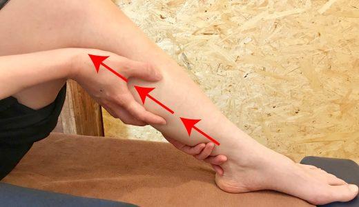 整体師が教える【目指せシュッとした足首】骨格から整えるリンパケア